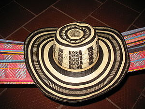 Colombian national hat