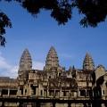 Cambodia, Angkor Wat, Main Templev