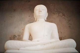 Buddha, Sri Pada, Sri Lanka