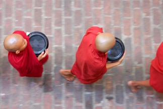 Myanmar - Monks